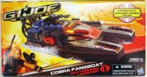 G.I.JOE Retaliation 2013 - Cobra Fangboat avec Swamp-Viper