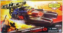 G.I.JOE Retaliation 2013 - Cobra Fangboat with Swamp-Viper