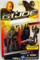 G.I.JOE Retaliation 2013 - Firefly (avec Attack Drone)
