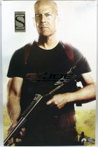 G.I.JOE Retaliation 2013 - Joe Colton (Bruce Willis) - Figurine 30cm Hot Toys Sideshow