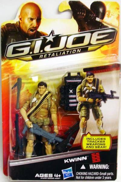 G.I.JOE Retaliation 2013 - Kwinn