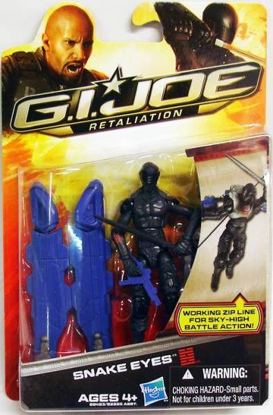 G.I.JOE Retaliation 2013 - Snake Eyes