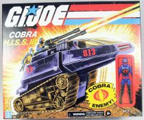 G.I.JOE Reto Collection - 2021 - Cobra H.I.S.S. & Rip It