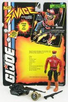G.I.JOE Sgt. Savage & his Screaming Eagles - Jet-Pack General Blitz