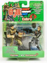G.I.Joe vs. Cobra - 2002 - Flint & Baroness