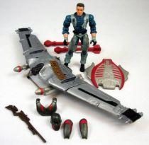 G.I.Joe vs. Cobra - 2003 - Barrel Roll & Air Assault (loose)