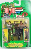 G.I.Joe vs. Cobra - 2003 - Chief Torpedo & Burn Out