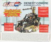 G.I.Joe vs. Cobra - 2003 - Desert Coyote & Double Clutch