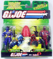 G.I.Joe vs. Cobra - 2004 - Alley Viper II & Cobra Viper