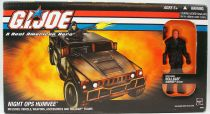 G.I.JOE vs. Cobra - 2005 - Night Ops Humvee & Rollbar