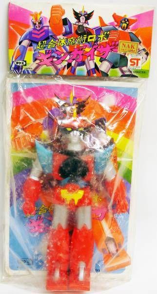 Gingaizer - Gran Fighter - Figurine vinyl 15cm Takemi