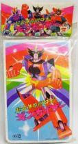 Gingaizer - Spin Lancer 5\'\' Vinyl figure - Takemi