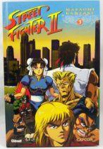Glénat - Street Fighter II Vol.3 (par Masaomi Kanzaki)