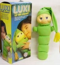 Glo-Friends - Luxi the glowing worm 14\'\' doll - Ajena