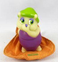 Glo-Worm (Glo-Friends) - Playskool 1986 - Glo-Skunkbug (loose)