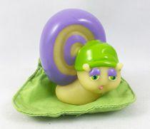 Glo-Worm (Glo-Friends) - Playskool 1986 - Glo-Snail (loose)