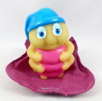 Glo-Worm (Glo-Friends) - Playskool 1986 - Glo-Snugbug (loose)