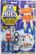 GoBots - Tonka - GB-01 Cy-Kill