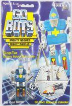 GoBots - Tonka - GB-04 Cop-Tur