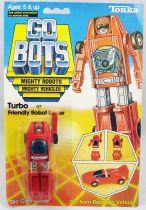 GoBots - Tonka - GB-07 Turbo