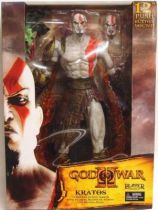 God of War - 12\'\' talking Kratos - NECA Player Select figure