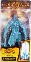 God of War - Kratos Poseidon\'s Rage (avec épées d\'Athena) - Figurine Player Select NECA