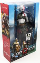God of War (2018) - Kratos - Figurine 18cm NECA