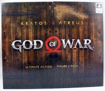 "God of War (2018) - Ultimate Kratos & Atreus - NECA 6\"" action-figure"