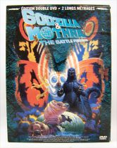 Godzilla - Coffret 2 DVD - Godzilla and Mothra : the battle for earth / Godzilla vs. Megalon