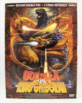 Godzilla - Double DVD Set - Godzilla vs. King Ghidorah / Ebirah, Horror of the Deep