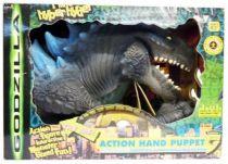 Godzilla (1998) - Resaurus Company Inc. - Godzilla Action Hand Puppet (marionnette à main)