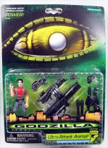 Godzilla (1998) - Trendmasters - Ultra-Attack Animal