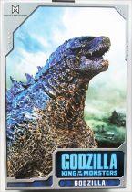 Godzilla King of the Monsters (2019) - NECA - Action-figure 17cm Godzilla