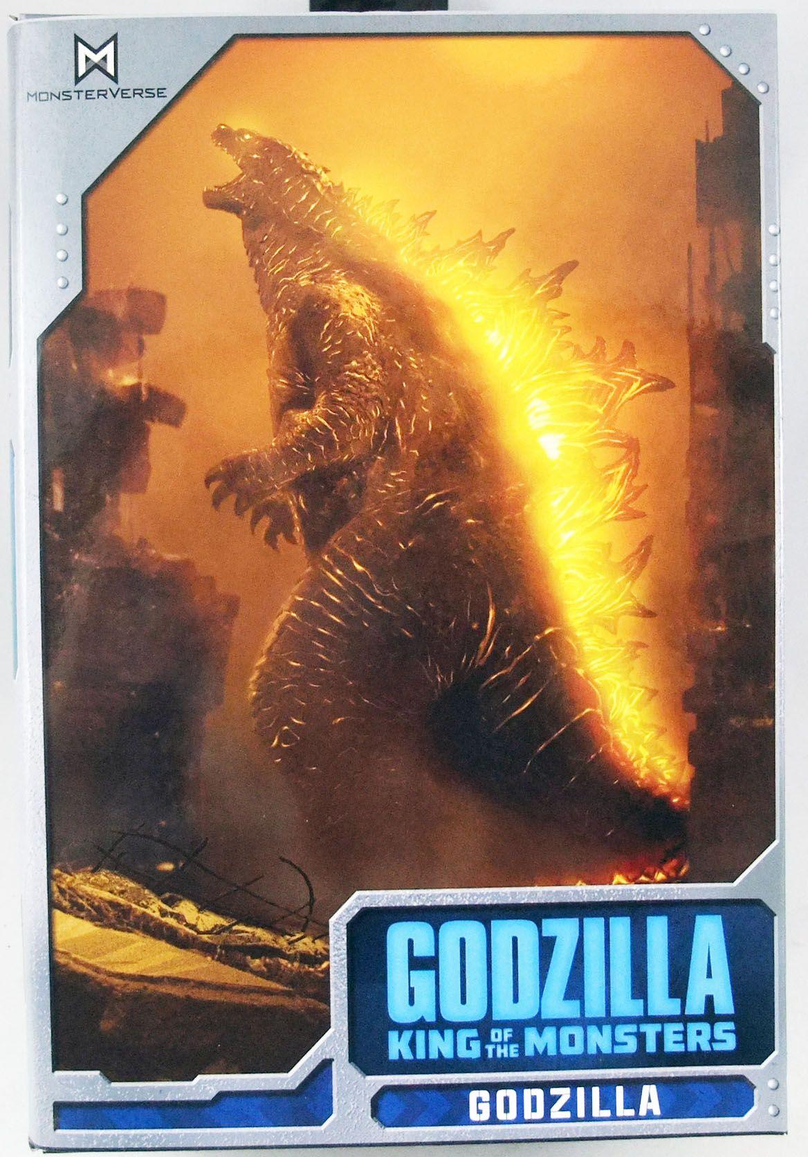 Godzilla King Of The Monsters 2019 Neca Burning Godzilla 7 Action Figure