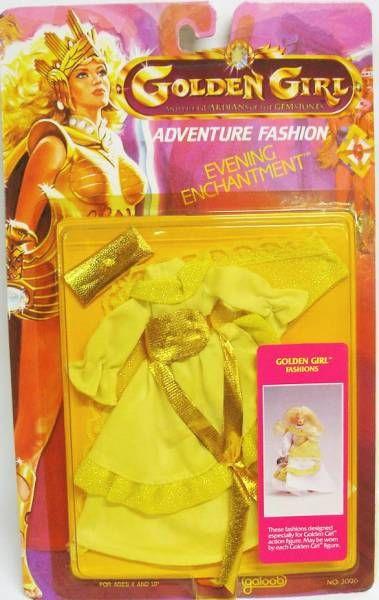 Golden Girl - Golden Girl - Evening Enchantment Fashion (Galoob USA)