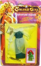 Golden Girl - Jade - Evening Enchantment Fashion (Galoob USA)