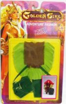 Golden Girl - Jade - Forest Fantasy Fashion (Galoob USA)