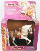 Golden Girl - Olympia (loose avec boite Galoob)