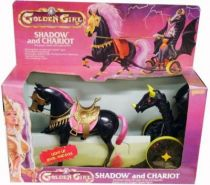Golden Girl - Shadow & Chariot (Galoob USA Box)