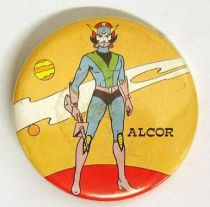 Goldorak - Badge Vintage - Alcor