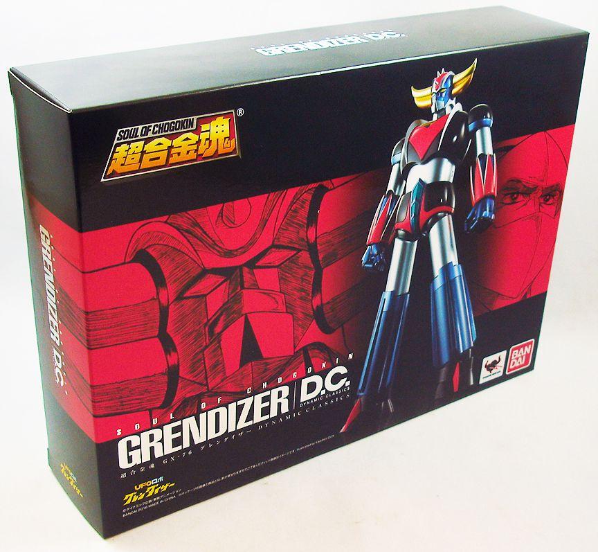 Goldorak - Bandai Soul of Chogokin - Grendizer Dynamic Classics GX-76