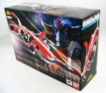 Goldorak - Bandai Super Robot Chogokin - Grendizer & Spazer 02