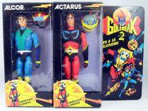 Goldorak - Ceji Arbois - Actarus & Alcor - Figurines articulées 20cm