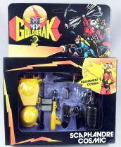 Goldorak - Ceji Arbois - Scaphandre Cosmic