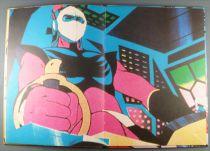 Goldorak - Edition G. P. Rouge et Or A2 - Goldorak le Robot de l\'Espace : le requin aux dents d\'acier