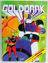 Goldorak - Editions Difunat Télé-Guide - Goldorak Super Collection n°4