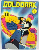 Goldorak - Editions Prodifu Télé-Guide - Goldorak Spécial N°11