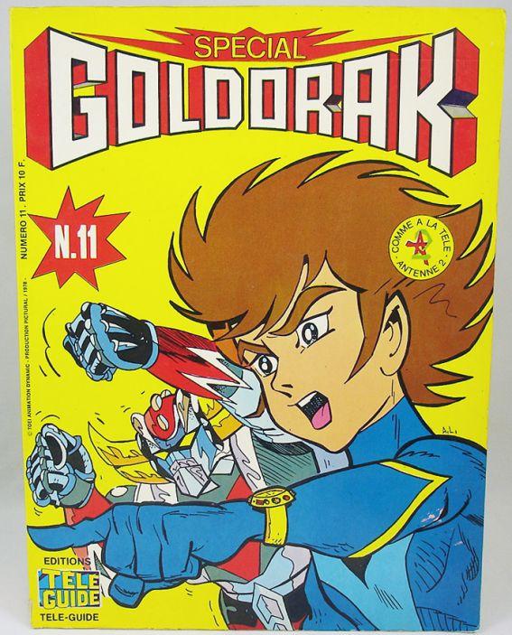 Goldorak - Editions Télé-Guide - Goldorak Special n°11