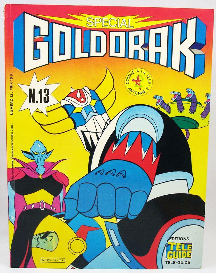 Goldorak - Editions Télé-Guide - Goldorak Special n°13