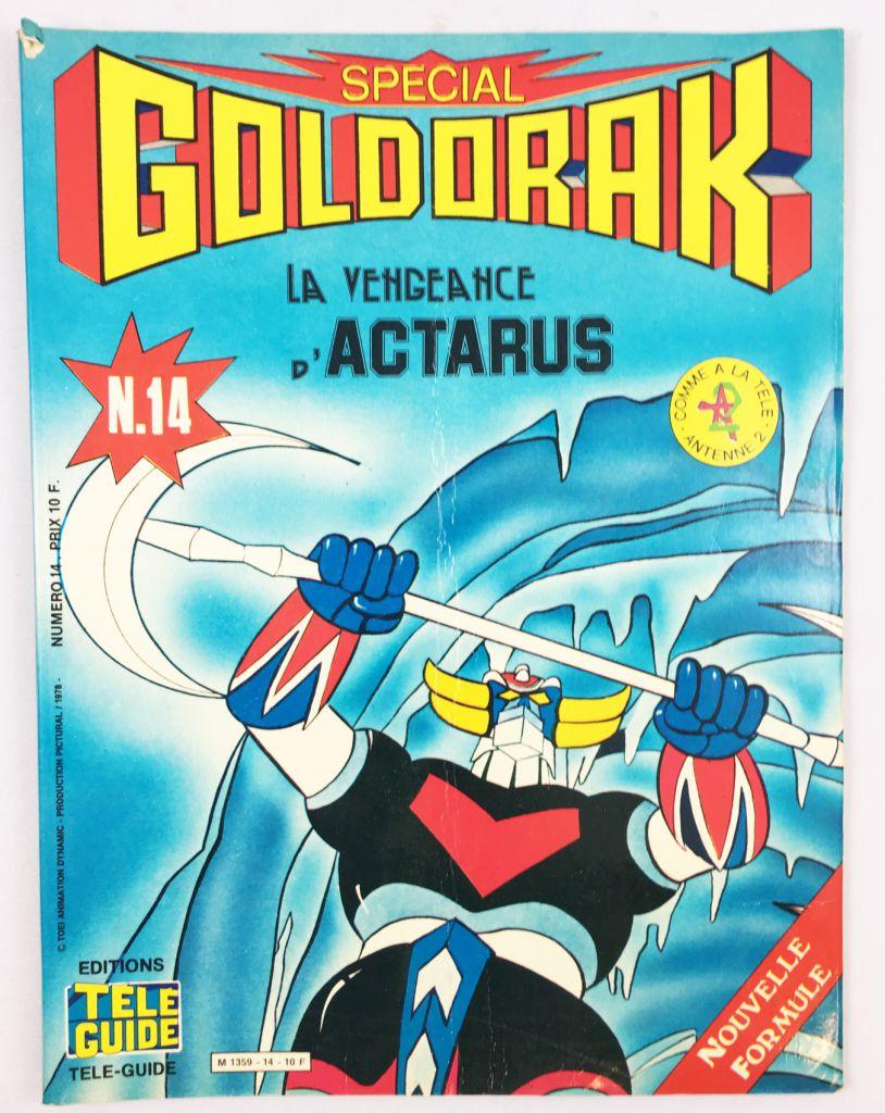 Goldorak - Editions Télé-Guide - Goldorak Spécial N°14